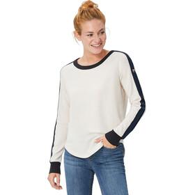 super.natural 3D Ribbed Sweater Women Bones